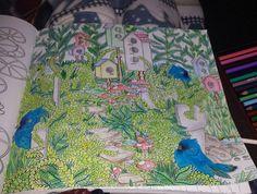 Birdhouse By Nathalie Spelt