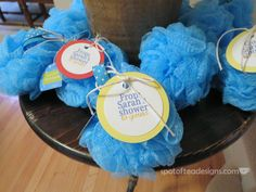 Guest Post: Ahoy, It's A Boy Nautical Baby Shower - Spot of Tea ...