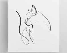 Black and White Cat Art Arte Orca, Orca Art, Contour Drawing, Cat Drawing, Whale Drawing, Whale Painting, Orca Kunst, Pitbull Drawing, Sea Life Nursery