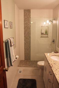 Contemporary And Neutral Bathroom. Teen Girlu0027s Bathroom By Design Extra, ...