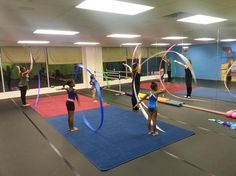 Rhythmic Gymnastics for Beginners @ Evolution Enrichment Center - Kidz Central Station