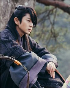 Lee joon gi for Scarlet Heart