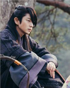 Lee joon gi for Scarlet Heart