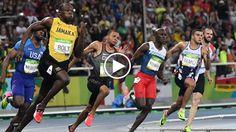 Primo. In pratica senza rivali. Tra Bolt e il secondo classificato nei 200m, il canadese Andre De Grasse, un vuoto impressionante. Il tempo non è...