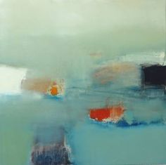 "Saatchi Art Artist Richard Wincer; Painting, ""Bankside"" #art"