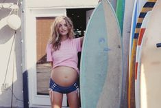The pregnant Amanda Booth is sporty and athletic even with her lovely baby bump - by ilovewildfox.com