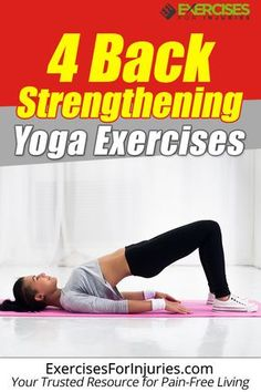 Best #Yoga Exercises for your #Back