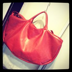 #jdkbagsandmore JDK red bag  jdkbagsandmore.it