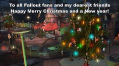 Fallout 4 - Dear Hearts and Gentle People [Holiday Edition]
