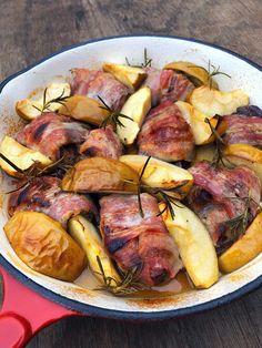 Pot Roast, Cake Recipes, Bacon, Food And Drink, Pork, Meat, Ethnic Recipes, Recipes, Carne Asada