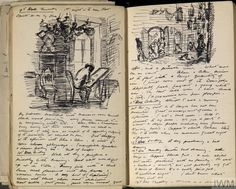 Bilderesultat for sketchbooks