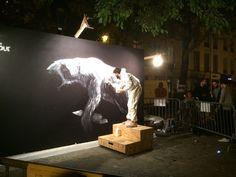 Place Sainte Catherine - Nuit Blanche 2015