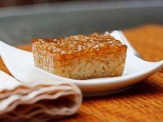 Biko (Filipino Sweet Sticky Rice)   Tasty Kitchen: A Happy Recipe Community! this sounds strangley delicious