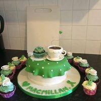 macmillan coffee morning cake ideas - Google Search