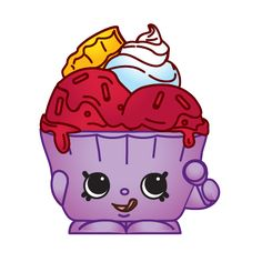 Ice Cream Queen - Purple