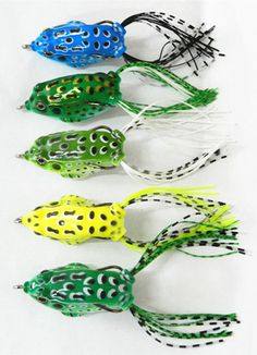 Frog bait crank popin frog lure with one treble hook topwater ray frog 5CM 8G soft lure Plastic Top Water HENGJIA Fishing Lure - from Alibaba.com