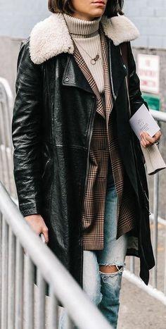 New York Is Always a Good Idea | Street Style #fashionfall2017newyork