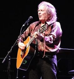 turning 68 today is singer/songwriter  Don McLean - born 10-2 in 1945. He is probably best know for his songs American Pie &  Vincent.