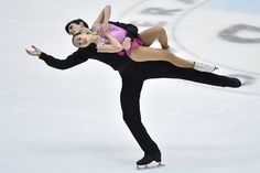 Sumire Suto and Francis Boudereau-Auded of Japan compete in the Pair short program during the day one of the 2015 Japan Figure Skating Championships at the Makomanai Ice Arena on December 2015 in. Get premium, high resolution news photos at Getty Images Ice Skating, Figure Skating, During The Day, Sapporo, Skate, Pairs, Japan Photo, December 25, Masters