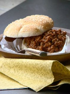 Slow Cooker Sloppy Joes - Budget Gourmet Mom