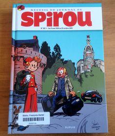 Album Spirou