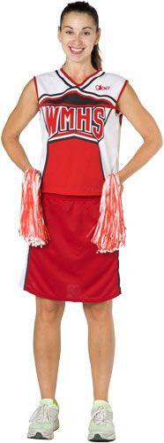 Disfraces Originales: Disfraz Animadora de Glee