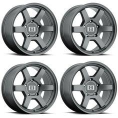 Lexus Gx 460, Level 8, Truck Wheels, Matte Black, Trucks, Ebay, Alphabet, Truck