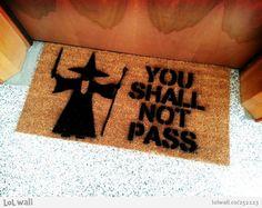 NOV-art » You Shall Not Pass!