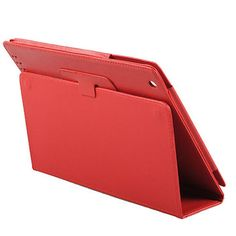 Pink Leather Case Cover With Stand For Apple ipad 2 New - US$9.32 sold out