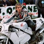 Joey Dunlop on the Grid