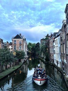 Donkere Gaard, Utrecht.
