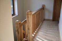 reclaimed oak staircase - Google Search