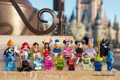 LEGO Disney Minifigs – Tous les personnages Disney en un seul kit LEGO !