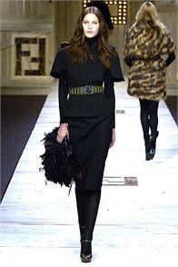 Fendi - Fall Winter 2007/2008 Ready-To-Wear - Shows - Vogue.it