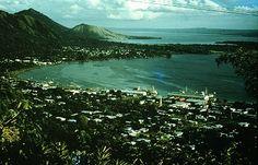 Tavurvur, Rabaul Caldera, New Britain Island, Papua New Guinea - via http://bit.ly/epinner