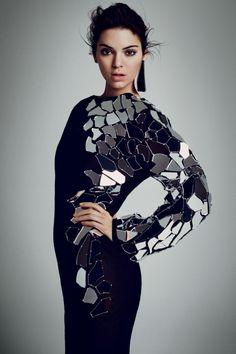 senyahearts: Kendall Jenner by Inez & Vinoodhfor Vogue US...