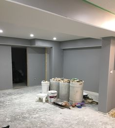 Best My Living Room Behr Ultra Flannel Gray In Eggshell We 400 x 300