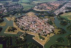 Naarden Vesting,Holland