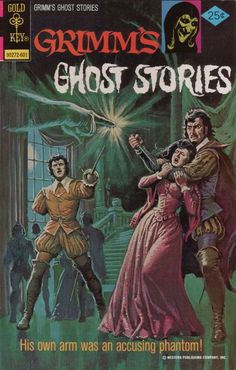 Grimm's Ghost Stories 28