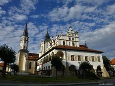 Levoča, Slovenské pamiatky UNESCO