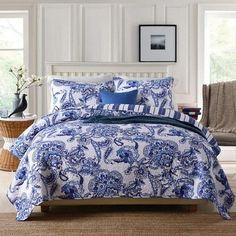 Comfy Cozy 3-PC Designer Print Summer Quilted Bedding Set or Bedspreads 14 Designs