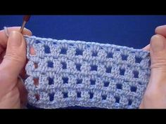 ✔ ВЯЗАНИЕ КРЮЧКОМ. КРАСИВЫЙ УЗОР КРЮЧКОМ. ПРОСТЫЕ УЗОРЫ КРЮЧКОМ. Easy crochet pattern - YouTube Youtube, Youtubers