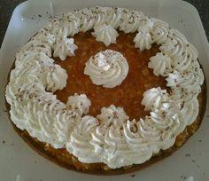 Sinaasappel-rijstevlaai   www.facebook.com/thuisbakken