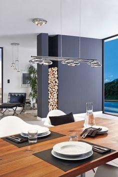 Scandinavische design lamp Ripasso, voor een kleurrijke aanvulling ...