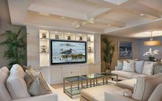 15 Adorable Contemporary Family Rooms