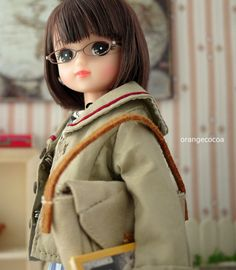 Cute doll outfit from OrangeCocoa
