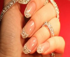 Iced Manicure that is also known as a diamond manicure is priced at a whopping 51,000k. The nail treatment involves 10  carat diamonds that are studded on your nails and is the most expensive nail treatment known till now.