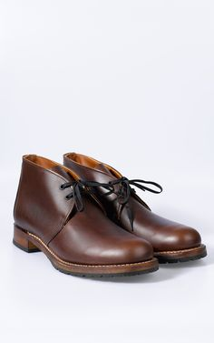 Red Wing Beckman Chukka boots