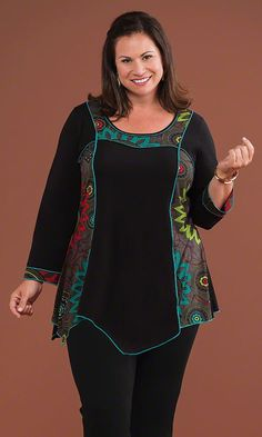 Urban curvy girl fashion that keeps you looking your best.