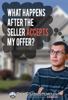10 Step Home Buyer Checklist [Infographic] | What happens After The Seller Accepts My Offer? #realestate